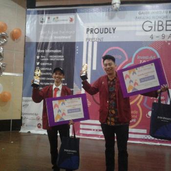 Dua Mahasiswa FEB Borong Juara I dan II di GIBEIFE Universitas Andalas